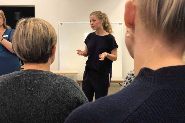 Katrine Gisiger oplæg